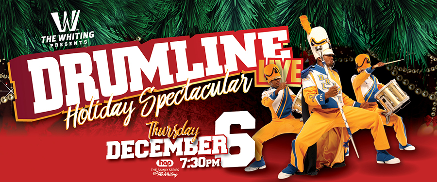 DRUMLINE Live Holiday Spectacular